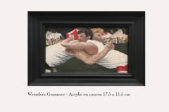 Wrestlers-Grasmere