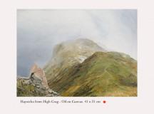 Haystacks from High Crag