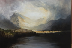 Buttermere after Mr Turner