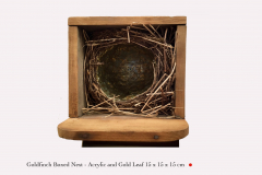 Box -Goldfinch Nest