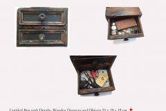 Untitled Box of Drawers