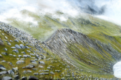 Sharp Edge from Blencathra