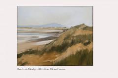 Beach at Allonby