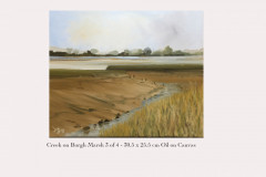 Creek on Burgh Marsh 3 of 4