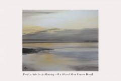 Port Carlisle Early Morning-